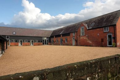 Barn Conversion In Shrewsbury Shropshire