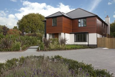 Executive homes situated in a secluded location close to the town of Hassocks in West Sussex